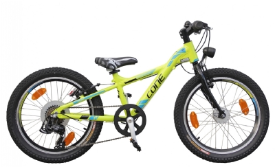 CONE Bikes 200 MTB ND 7K (Lime-Blue)