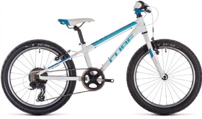 Cube Access 200 Kid (White-Blue-Pink)