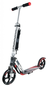 Hudora Big Wheel RX-Pro 205 (Schwarz-Rot)