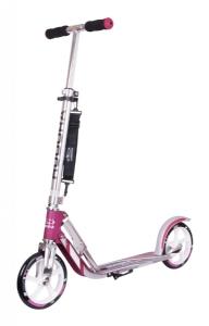 HudoraBig Wheel RX-Pro 205 (Magenta-Silber)