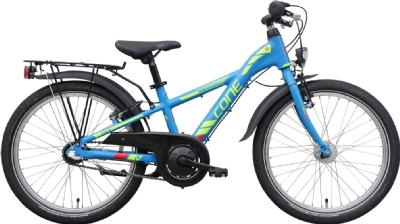 CONE Bikes 200 ND 3-Gang YL (Blau-Lime)