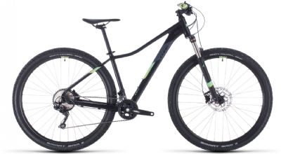 Cube Access Race 29 (Black-Green)