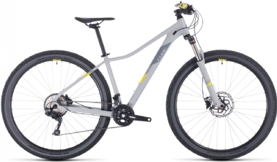 Cube Access Race 29 (Grey-Lime)
