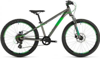 Cube Acid 240 Kid Disc (Grey-Neongreen)