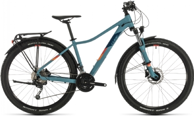 Cube Access WS Pro Allroad 27 (Greyblue-Apricot)
