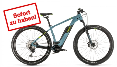Cube Reaction Hybrid Race 500 (Blue-Green)