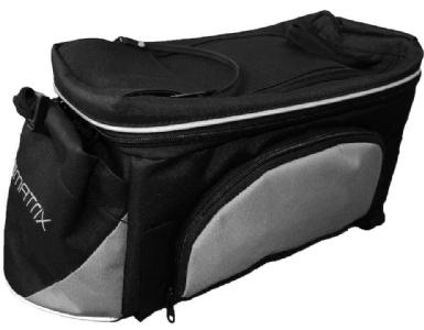 MatrixGepäckträgertasche Klett