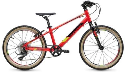 CONE Bikes200 Light 8K (Rot-Schwarz)