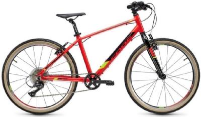 CONE Bikes240 Light 8K (Rot-Schwarz)