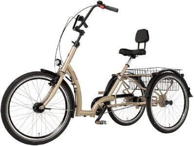 Pfau-TecPfiff Dreirad Comfort 24 Zoll