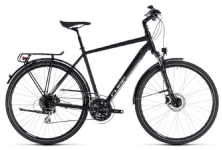 Cube Cube Touring ONE black´n´grey 2018 54 cm