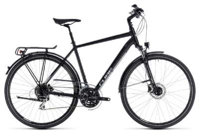Cube - Cube Touring ONE black´n´grey 2018 54 cm