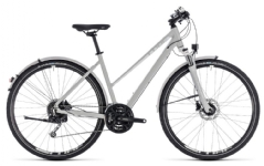 Cube Cube Nature Pro Allroad bright grey´n´white 2018