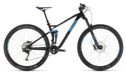 Cube Cube Stereo 120 Race 29 black´n´blue 2019
