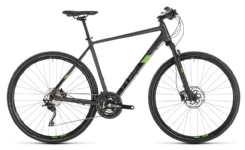 Cube Cube Cross Pro iridium´n´green 2019