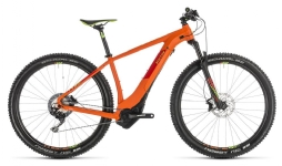 Cube Cube Reaction Hybrid SL 500 KIOX orange´n´green 2019