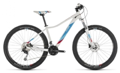Cube Cube Access WS Pro white´n´blue 2019