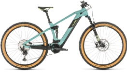 Cube Cube Stereo Hybrid 120 Race 500 29 frozengreen´n´green 2020
