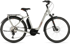 Cube Cube Town Sport Hybrid EXC 500 grey´n´red 2020 Easy Entry
