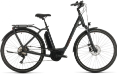 Cube Cube Town Sport Hybrid Pro 500 iridium´n´red 2020 Easy Entry