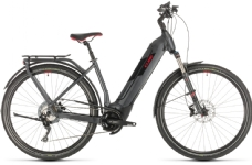 Cube Cube Kathmandu Hybrid EXC 625 iridium´n´red 2020 Easy Entry