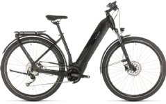 Cube Cube Kathmandu Hybrid ONE 500 black´n´grey 2020 Easy Entry