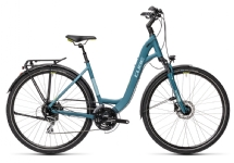 Cube Touring ONE blue´n´greyblue Easy Entry