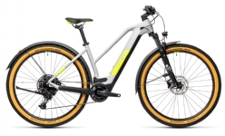 Cube Reaction Hybrid Pro Allroad grey´n´yellow