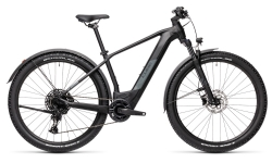 Cube Reaction Hybrid Pro Allroad black´n´grey