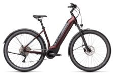 Cube Nuride Hybrid Pro Allroad berry´n´grey  Easy Entry