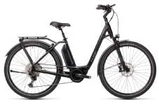Cube Town Sport Hybrid EXC 500 black´n´grey Easy Entry