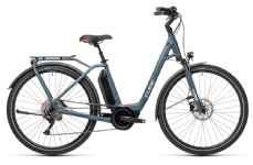 Cube Town Sport Hybrid Pro 500 blue´n´red Easy Entry
