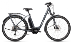 Cube Town Sport Hybrid ONE iridium´n´grey Easy Entry