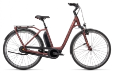 Cube Town RT Hybrid Pro 500 red´n´red Easy Entry