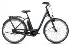Cube Town RT Hybrid Pro 500 black´n´blue Easy Entry