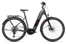 Cube Kathmandu Hybrid SL 625 iridium´n´red Easy Entry