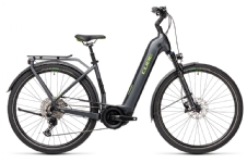Cube Touring Hybrid EXC iridium´n´green Easy Entry