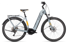 Cube Touring Hybrid Pro grey´n´orange Easy Entry