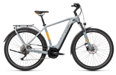 Cube Cube Touring Hybrid Pro grey´n´orange