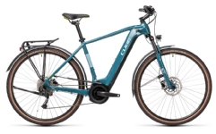 Cube Touring Hybrid ONE blue´n´green