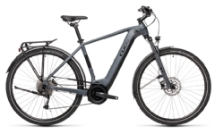 Cube Touring Hybrid ONE grey´n´black