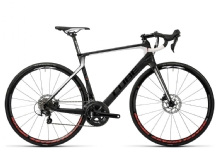 Cube Agree C:62 Disc carbon´n´white 56 cm