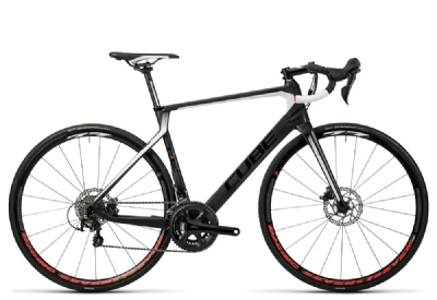 Cube - Agree C:62 Disc carbon´n´white 56 cm