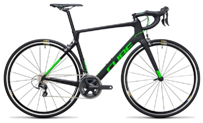 Cube - Cube Agree C:62 Pro carbon´n´flashgreen 2017 60 cm