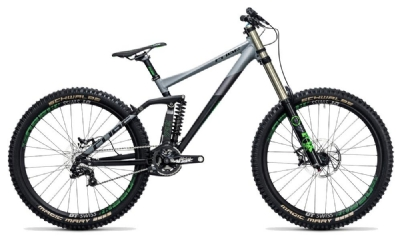 Cube - Cube TWO15 HPA Race 27.5 black´n´green 2017 M