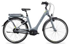 Cube Cube Delhi Hybrid 500 grey´n´lime 2017 Easy Entry 54cm