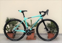 BianchiImpulso Allroad GRX 810 11s Hydr.Disc