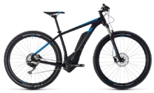 Cube Reaction Hybrid Race 500 black´n´blue