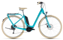 CubeElly Ride Hybrid 500 aqua´n´orange