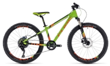 Cube Kid 240 Race green n orange
